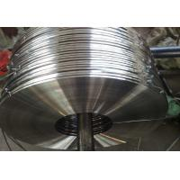 Buy cheap 409L / 436L / 439M Stainless Steel Strips Thin Steel Strips For Exhaust Pipe from wholesalers