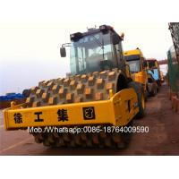 China XS143H XCMG Static 14 Ton Vibrator Road Roller With Durable Hydraulic System on sale