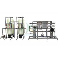 2TPH RO Water Treatment System Plant For Irrigation / Drinking RO Filter System Manufactures