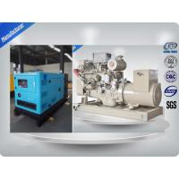 Water Cooled Alternator Marine Generator Set Diesel Engine For Backup Power Manufactures