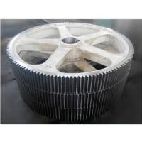 Stainless steel big diameter helical gear wheel High Quality Rolling Mill Parts Precision Forged Bevel Gear Manufactures