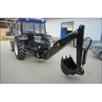 Color Customized Agriculture Farm Tractors , 4x4 40 HP Tractor With Loader Manufactures