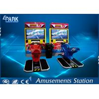 Quality Amusement Park Racing Game Simulator Coin Pusher Normal TT Moto for multiplayer for sale