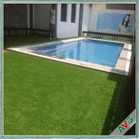 Preference Cost Effective Artificial Grass with 4-tone/ 3-Tone Color Optional Manufactures