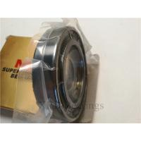 China 25×52×15mm Steel Angular Contact Ball Bearing , V Groove Guide Bearing For High Frequency Motors on sale