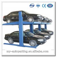 Cheap and Good Quality Simple Hydraulic Parking Lift/ Car Parking Lift Suppliers/ Two Post Parking Lift Manufacturers