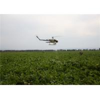 Remote Control RC Helicopter Sprayer for Precision Agricultural Spraying 24 Hectares a Day Manufactures