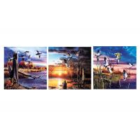 Nature & Landscape Mounted Art Print 3d Lenticular Image For Decoration 120x40cm Manufactures