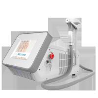3 Wavelength Portable Laser Hair Removal Machines 755nm 808nm 1064nm 2000W Manufactures