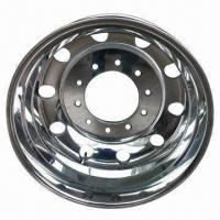 Aluminum truck tubeless wheel with good quality and competitive price Manufactures