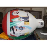 Election Event Colorful Custom Shaped Balloons With Candidate Portrait Manufactures