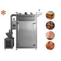500kg Capacity Stainless Steel Automatic Food Processing Machines 48kw For Meat Manufactures