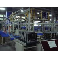 Home Appliance HD TV Assembly Line Testing System , Television Conveyor Line Manufactures