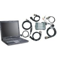 Multi Language MB Star C3 Mercedes Diagnostic Tool With Dell D630 Support Offline Programming Manufactures