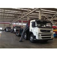 2 Persons Heavy Duty Road Wrecker Truck With D13 Fuel VOLVO FM440 104RB Manufactures