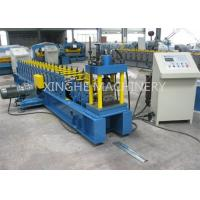 Full Automatic Roll Forming Machines , Metal Stud And Track Roll Forming