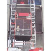 36 m/min Construction Hoist Elevator for Warehouse / High Tower Manufactures