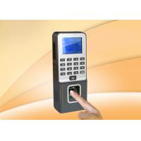 Biometric attendance system / Fingerprint Access Control System with TCP/IP/ USB Manufactures
