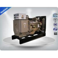 400 / 230V Silent Three Phase Industrial Generator Set With 24V DC Electric Starting System Manufactures