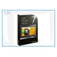 Microsoft Win 7 Professional Product Key Ultimate 32 Bit  64bit Retail Box lifetime Activation Manufactures