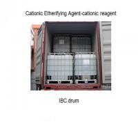 China Paper Chemicals Cationic Etherifying Agent/Cationic Reagent/Quat 188/Chptac for sale