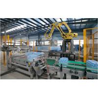 Quality High Speed 5 Gallon Robotic Palletising Automatic Palletizer Machine for sale