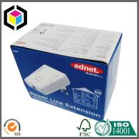 CMYK Full Color Litho Printed Corrugated Packaging Box; Cardboard Box Manufactures