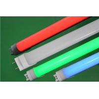 LED tube light Competitive price high bright RGB color led tube 14W Manufactures