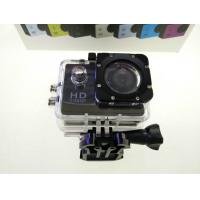 "Gopro Style Sports Action Video Cameras HD 1080P 30M Waterproof 12MP 1.5"" LCD  DV Car Dvr Diving Camera Manufactures"