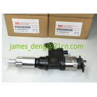 DENSO injection pump parts injector 095000-0660, common rail injector original denso 095000-0660 for ISUZU Manufactures