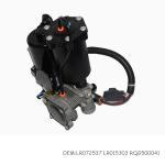 Rubber Steel Aluminium Air Suspension Compressor for LR3 / 4 LR072537 LR15303 LR023964 Manufactures