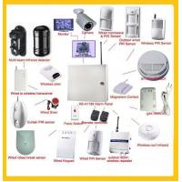 Network alarm system   GSM & pstn wireless and wired alarm host   retail and wholesale security Manufactures