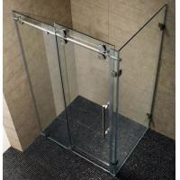 China High Quality Sliding Clear Tempered Glass Shower Room Shower Enclosure on sale