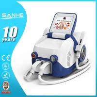 2016 Portable SHR IPL laser hair removal machine prices/ipl shr portable hair removal Manufactures