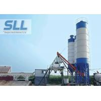 Multi Function Wet Batching Plant Concrete Batching And Mixing Plant HZS35 Manufactures