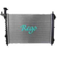 Auto Car Heating Radiator Replacement For Chevy Traverse / GMC Acadia Saturn Outlook V6 Manufactures