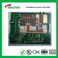 Buy cheap 4 Layer PCB For Computer , FR4 1.6MM OSP Printed Circuit Board Assembly And SMT from wholesalers