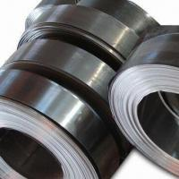 Soft Magnetic Alloy Strip for Magnetic Head, with High Hardness, Used in Magnetic Head Casings Manufactures