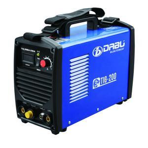 Inverter TIG MMA Welding Machine Tungsten Inert Gas TIG Welding Machine For Sale Manufactures