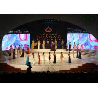 Full Color P10 Outdoor Stage LED Screens Rental With synchronous Control Manufactures