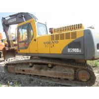 30 Ton EC290BLC Used Volvo Excavator Origional Paint With1.3cbm Bucket Capacity Manufactures