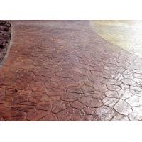 High Strength Coloured Cement Mortar For Brick Pavement , Red / Yellow Manufactures