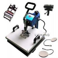 Buy cheap Cap/Mug/T-Shirt/Plate Combo Heat Press Machine (HP5IN1-2) from wholesalers