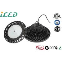 IP 65 Black 120 Degree ufo led high bay lighting 240W 100-277V 6000K Manufactures