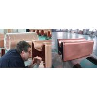 High Strength Copper Pipes And Tubes For CCM High Thermal - Conductivity Optional Mould Manufactures