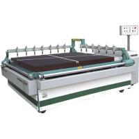 Laminated Glass Cutting Machine High Density Air Float Table 3660x2440mm Manufactures