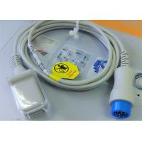 Quality Compatible Spo2 Adapter Cable / SPO2 Extension Cable Mindray Beneview T5 / T8 for sale
