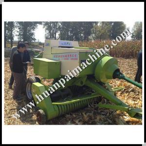 large capacity square hay baler/straw baler/hay bundling machine Manufactures