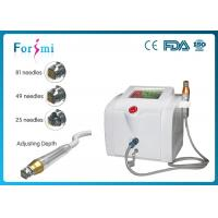Three kinds needles needle fractional rf machine for face lift Manufactures