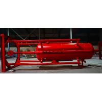 Efficient oil well drilling liquid gas separator for sale at Aipu solids control Manufactures